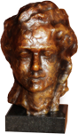 Mary Pickford Bust