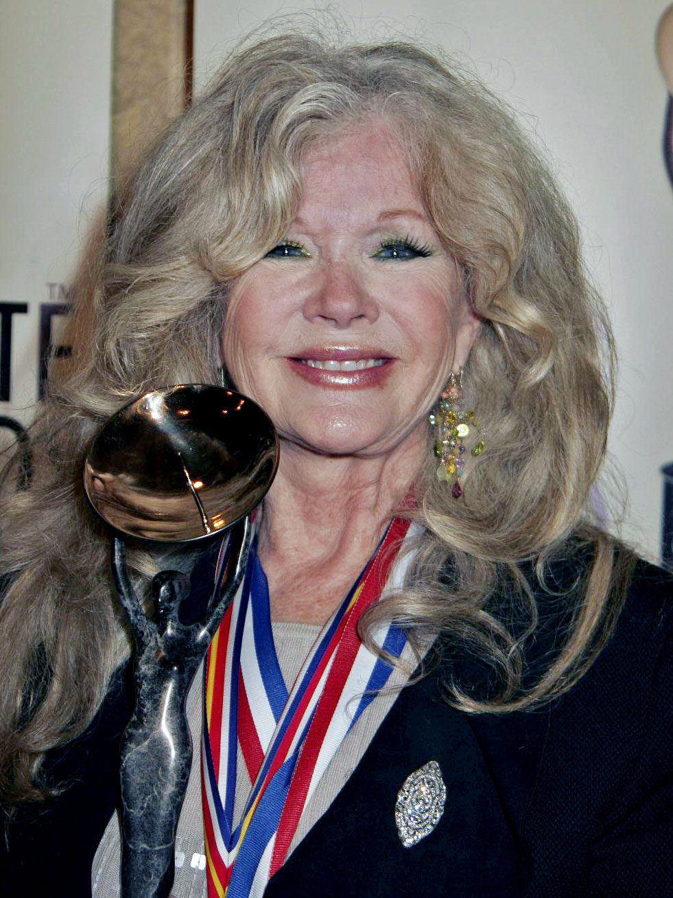 Connie Stevens ConnieStevens International Press Academy